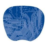 Kensington Mouse Pad- 1mm Blue 1